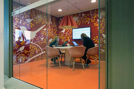 Ingericht kantoor Friesland